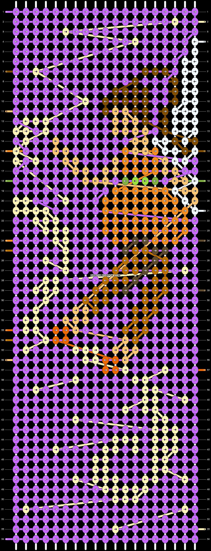 Alpha pattern #70585 pattern