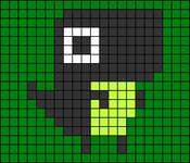 Alpha pattern #70605