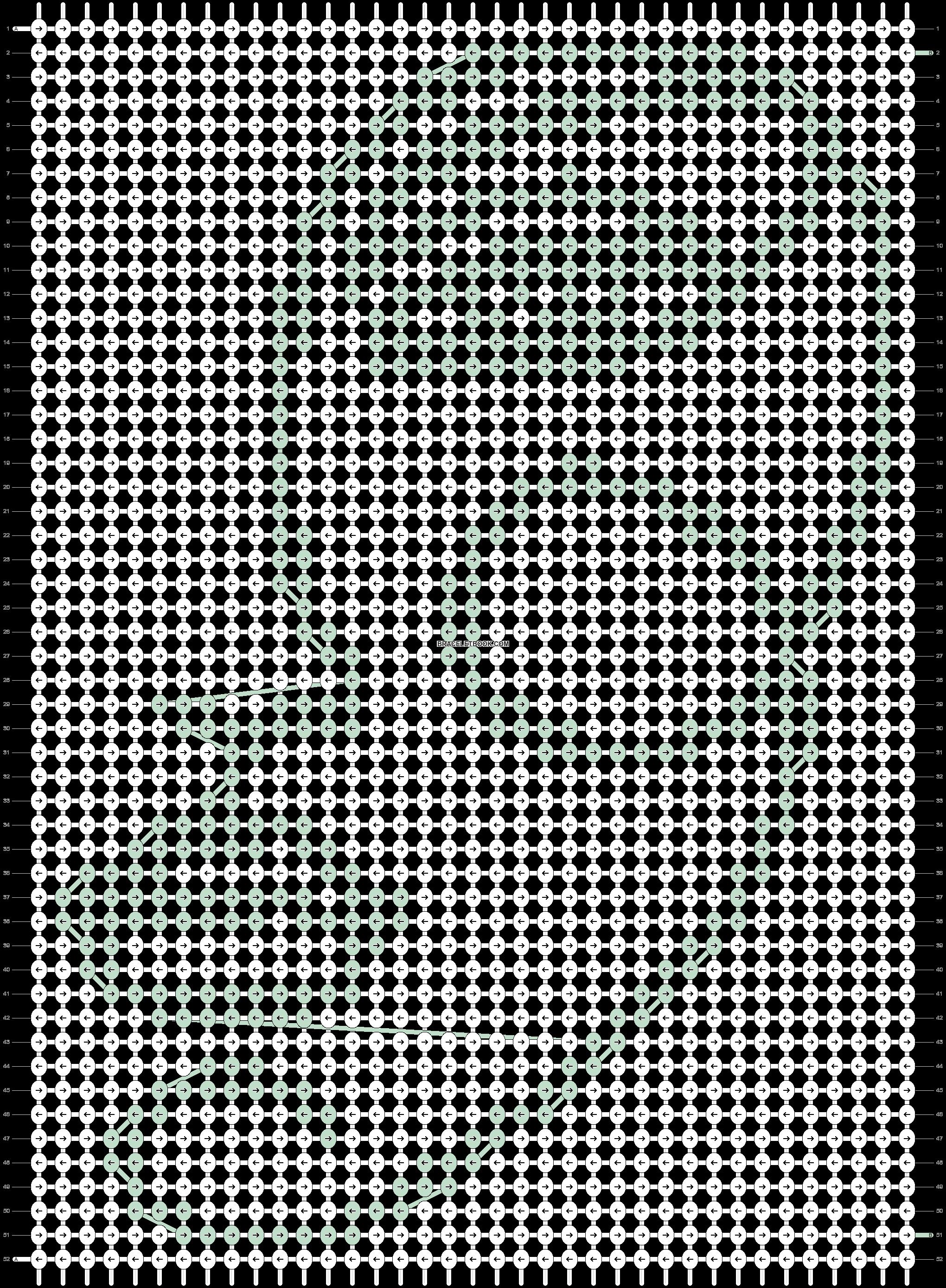 Alpha pattern #70625 pattern