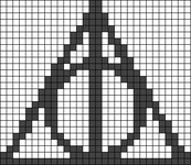 Alpha pattern #70629