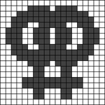 Alpha pattern #70634