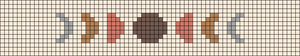 Alpha pattern #70652