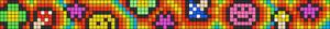 Alpha pattern #70671