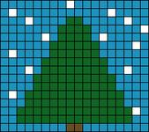 Alpha pattern #70672
