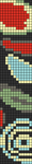 Alpha pattern #70676