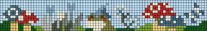 Alpha pattern #70679