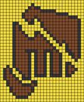 Alpha pattern #70690