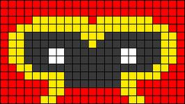 Alpha pattern #70712