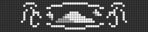 Alpha pattern #70729
