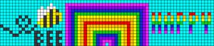 Alpha pattern #70752