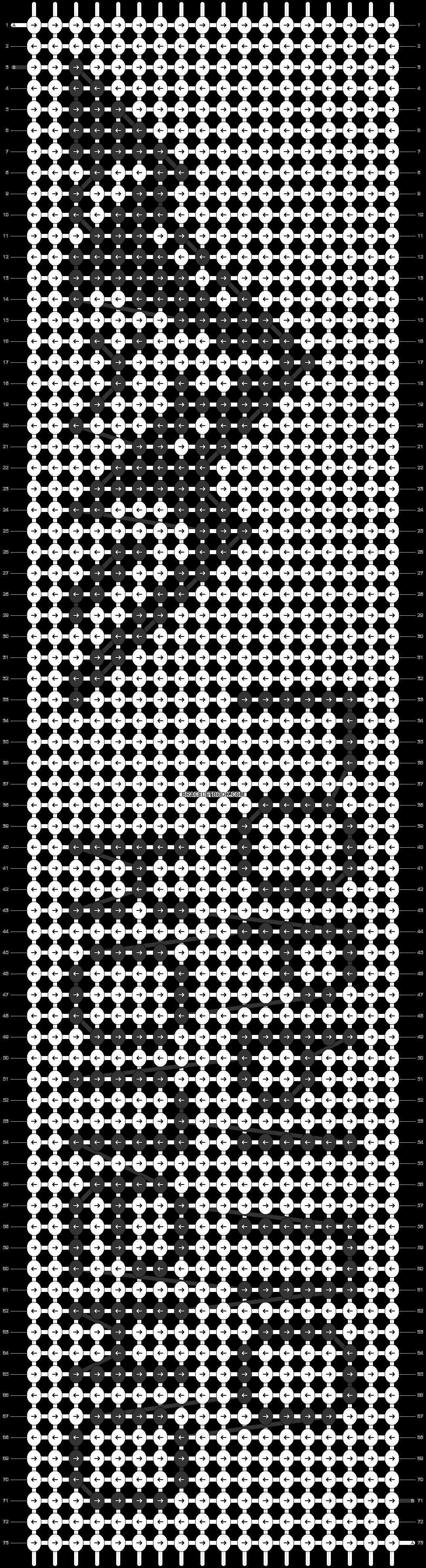 Alpha pattern #70763 pattern
