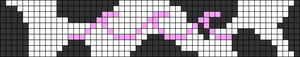 Alpha pattern #70775