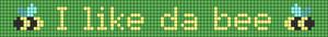 Alpha pattern #70777