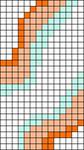 Alpha pattern #70786