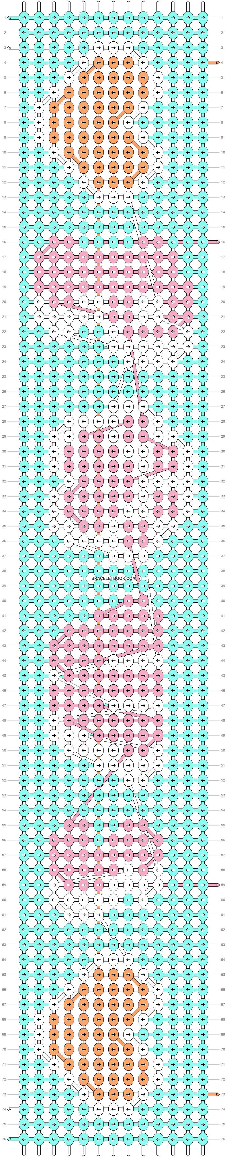 Alpha pattern #70792 pattern