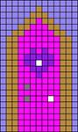 Alpha pattern #70806