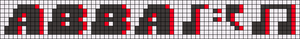 Alpha pattern #70809