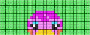 Alpha pattern #70816