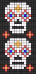 Alpha pattern #70838