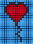 Alpha pattern #70841
