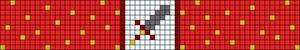 Alpha pattern #70847
