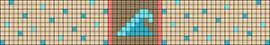 Alpha pattern #70850