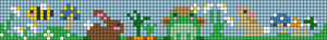 Alpha pattern #70857