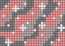 Alpha pattern #70867
