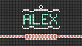 Alpha pattern #70906