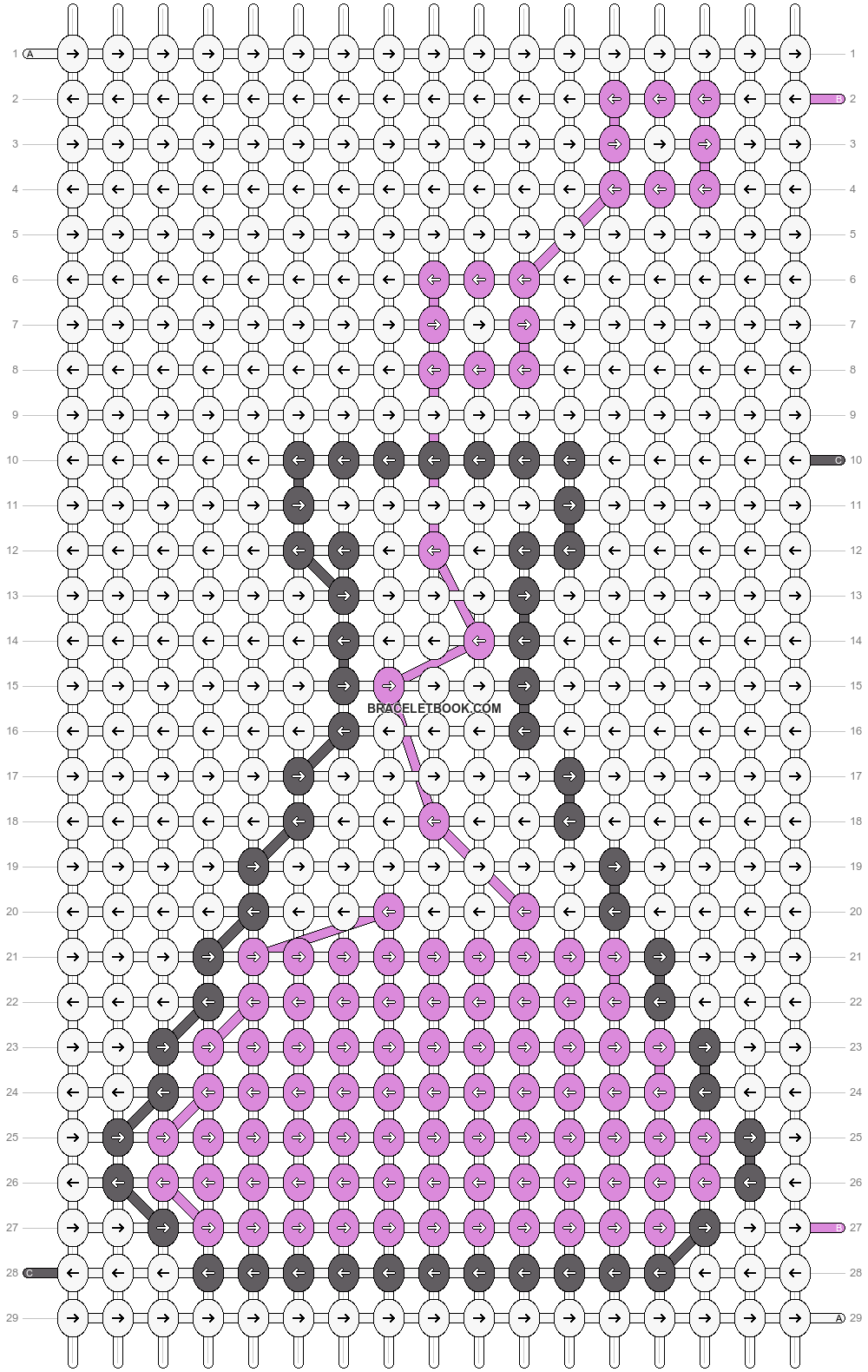 Alpha pattern #70907 pattern
