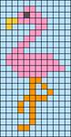 Alpha pattern #70909