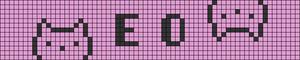 Alpha pattern #70923