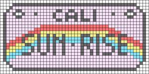 Alpha pattern #70926