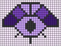 Alpha pattern #70930