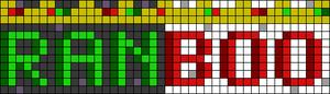 Alpha pattern #70937