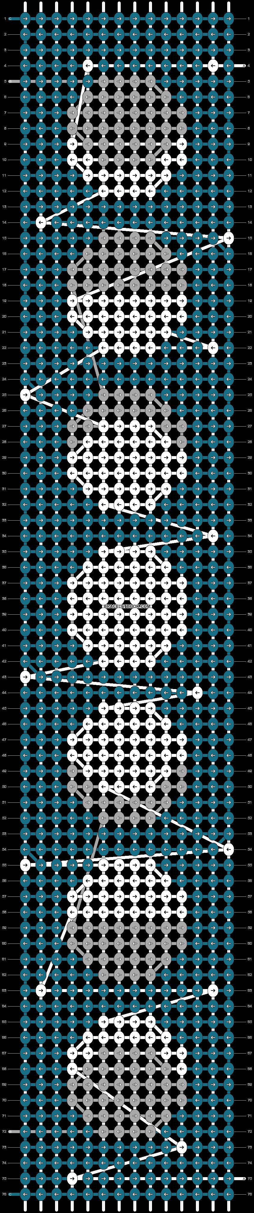 Alpha pattern #70941 pattern