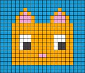 Alpha pattern #70953