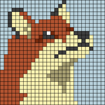 Alpha pattern #70958