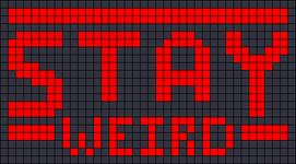 Alpha pattern #70996