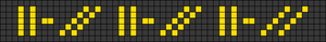 Alpha pattern #70998