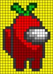 Alpha pattern #71018