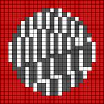 Alpha pattern #71045