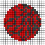 Alpha pattern #71046