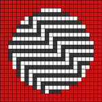 Alpha pattern #71071