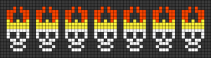 Alpha pattern #71087