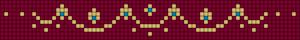 Alpha pattern #71088