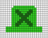Alpha pattern #71105