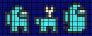 Alpha pattern #71174