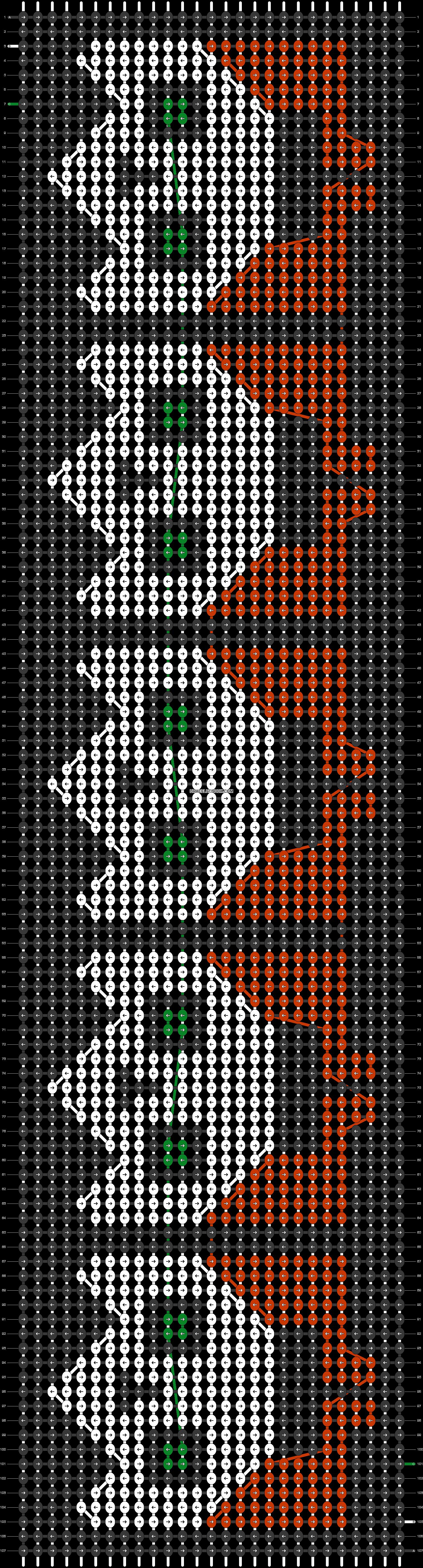 Alpha pattern #71181 pattern