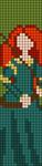 Alpha pattern #71182